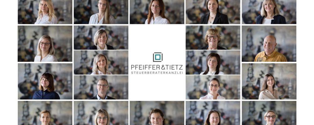 Pfeiffer und Tietz Steuerberaterkanzlei - Wir suchen dich